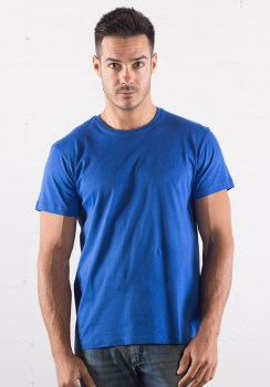 Magliette Evolution T Blu Royal